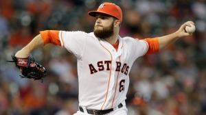 Dallas Keuchel has been a pleasant surprise within the Astros young pitching staff.