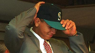 Alex Rodriguez was the first pick of the 1993 Amateur Draft
