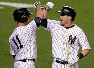 Brett Gardner and the Yankees have had plenty to celebrate in 2015.