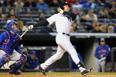 Mark Teixeira has been the main cog in the Yankees power surge in 2015,  leading the team in homers and RBIs.