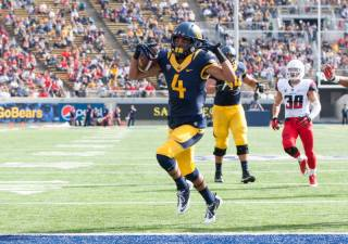 Wide receiver Kenny Lawler will be back for Cal in 2015. (Photo courtesy of calbears.com)