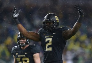 Shawn Oakman is one of the most feared defensive tackles in college football. (Zimbio)
