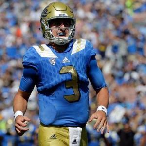 Josh Rosen's UCLA debut turned out to be a pleasant surprise.