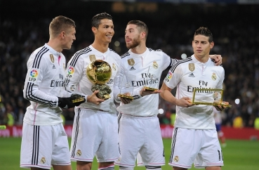 Real Madrid is a heavy favorite to come out of