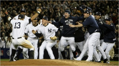 The Yankees have been one of the most consistent teams in baseball since 2000.