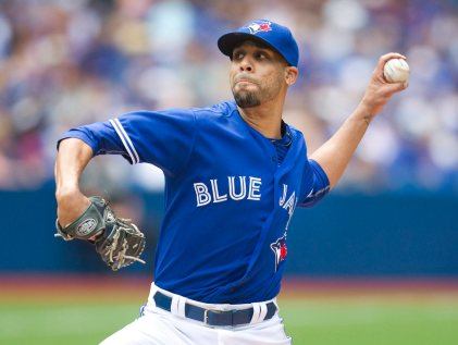 David Price anchors Toronto's much improved rotation.