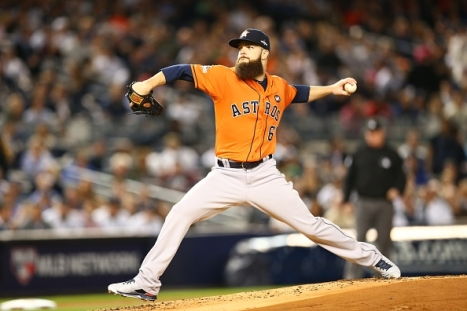 Dallas Keuchel looks to continue his dominance against Kansas City.