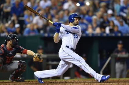 Eric Hosmer like his teammates is not flashy, he is effective.