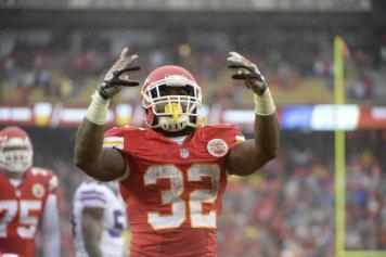 Spencer Ware became a staple for the Chiefs' on third and short opportunities last season. (Photo Courtesy of ArrowheadPride.com)