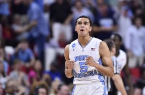 North Carolina's Marcus Paige is eager to showcase his skills for one more weekend. Photo Courtesy of Getty Images.
