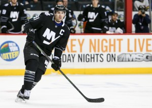 Islanders' Center John Tavares has been the star all season. Can he replicate his dominance in the postseason? Photo Courtesy of Sportswire.