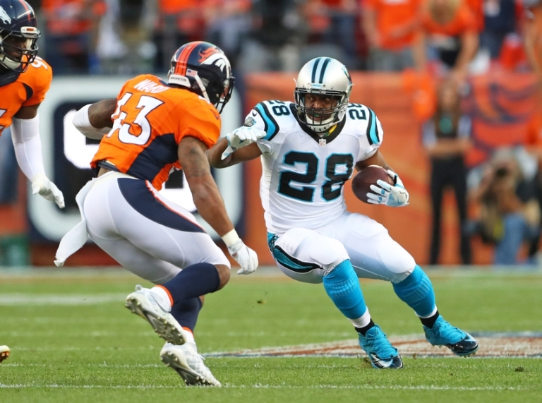 NFL: Carolina Panthers at Denver Broncos