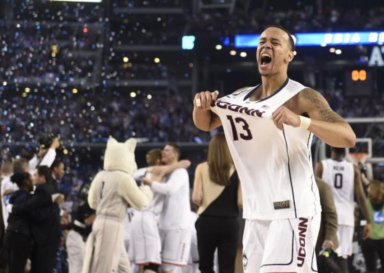 Shabazz Napier was one of hundreds of athletes that were dealt an unfair hand by the NCAA throughout their college careers. Photo Courtesy of MSN.